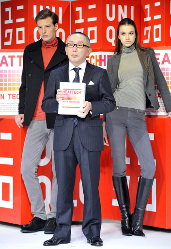 ユニクロ「ヒートテック」発売目標は5000万枚