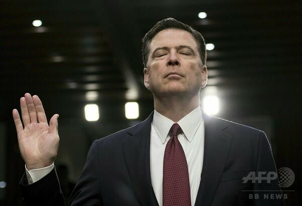 FBI前長官証言にトランプ大統領が初ツイート「完全な立証」