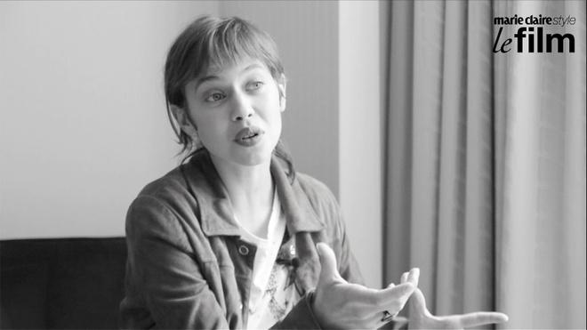 動画インタビュー:「ルー・ドゥ・ラージュ」女優