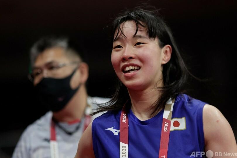 入江聖奈が判定勝ち、ボクシング女子決勝へ 写真11枚 国際ニュース:AFPBB News