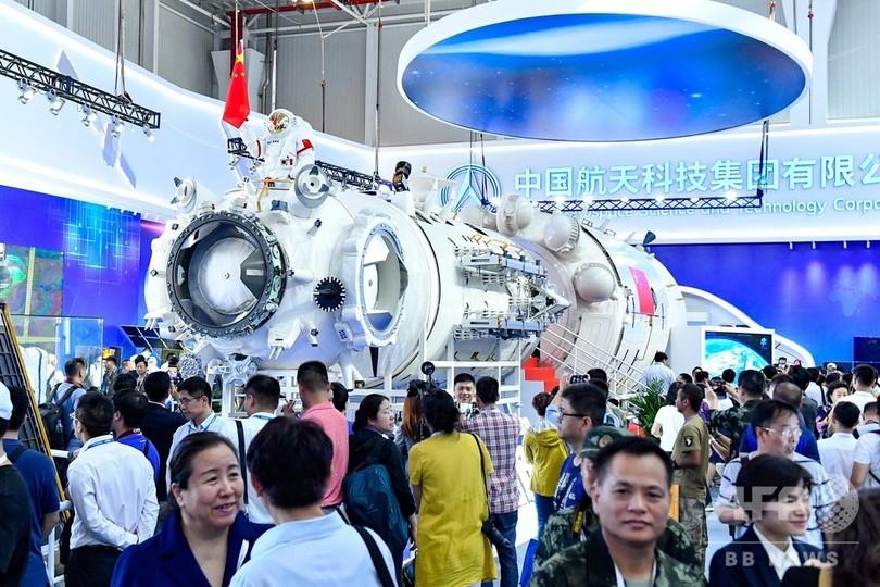 146機の実物機を展示 国際航空宇宙展、珠海で開幕
