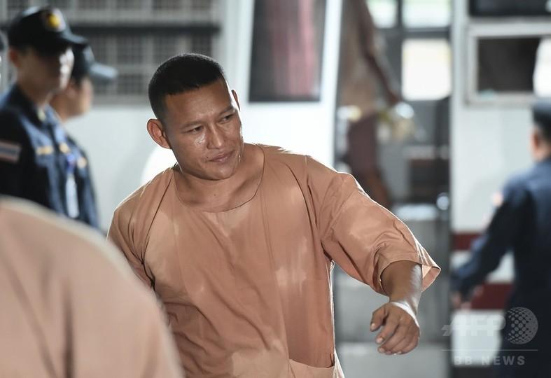 ラオスの「麻薬王」、タイの裁判所に出廷 密輸容疑を否認