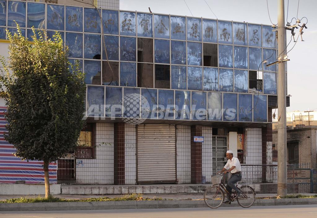 ウイグル自治区の襲撃事件、目撃者が生々しく証言