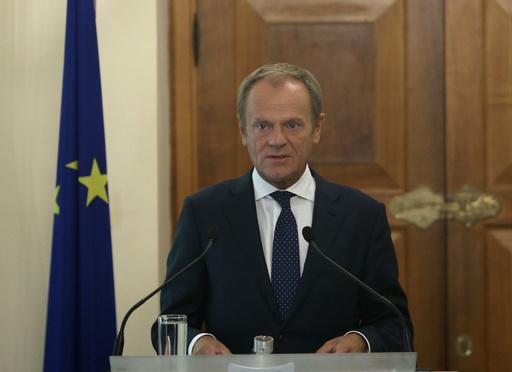 EU大統領、英離脱合意の基礎「準備整った」と明言