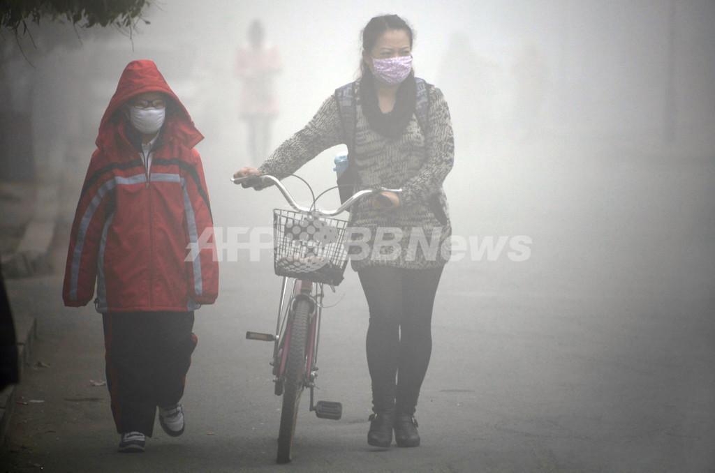 8歳少女が肺がんに、中国で最年少