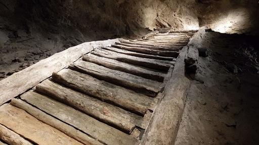 動画:アルプス岩塩坑に眠る、青銅器時代の産業の足跡