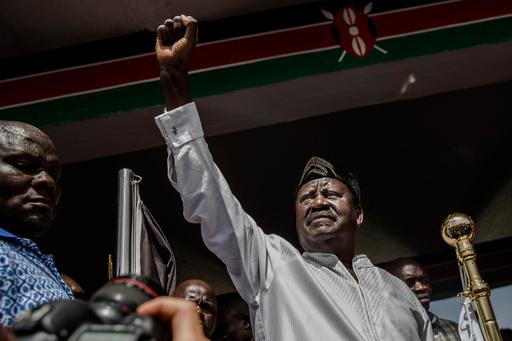 ケニア、民放テレビ3社を放送停止に メディアへの圧力強める政府
