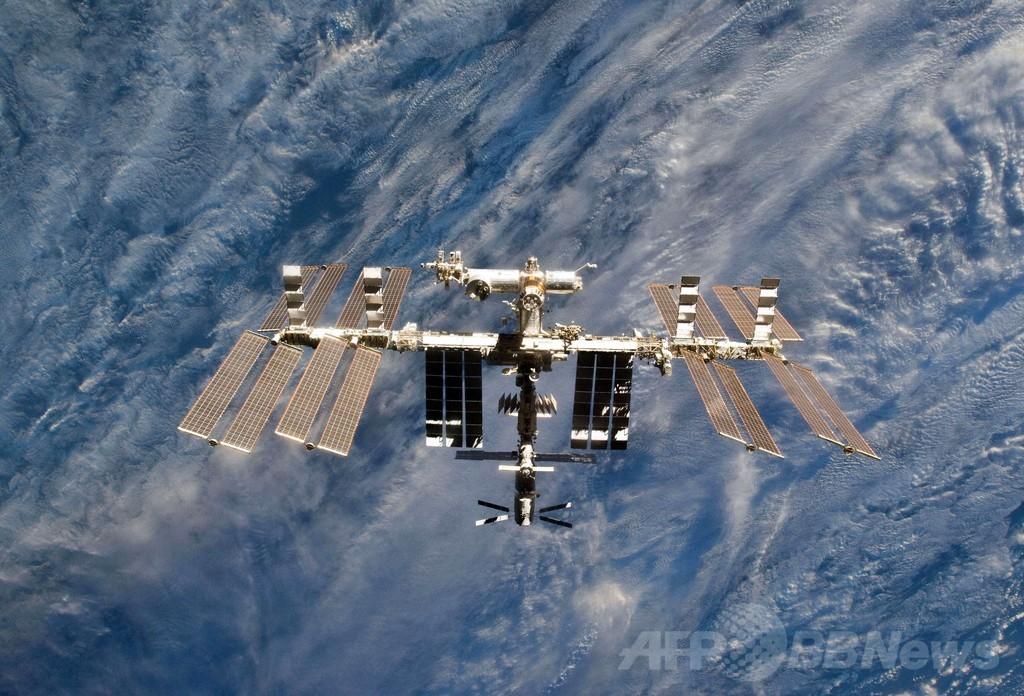 国際宇宙ステーション運用を24年まで延長、NASA