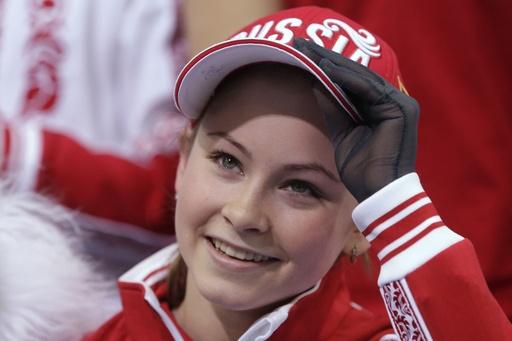 金メダルに照準を定めるロシアの国民的ヒロイン、リプニツカヤ