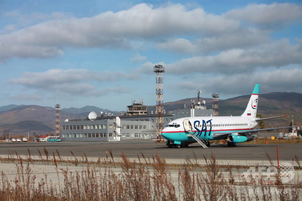 ロシア各地の空港、大統領令で改名 サハリン島にチェーホフ空港誕生