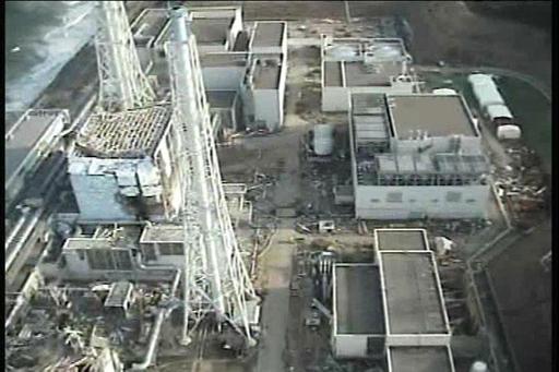 福島第1原発事故、深刻度最悪の「レベル7」に