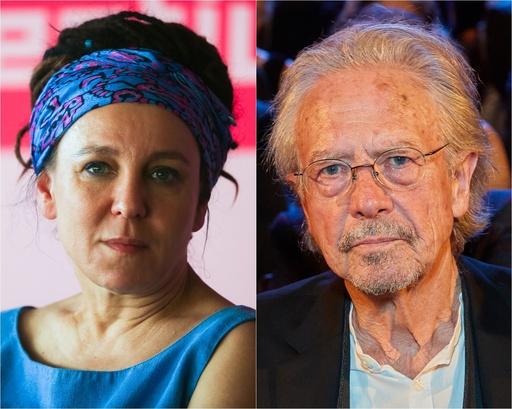 2018年と19年のノーベル文学賞、トカルチュク氏とハントケ氏に