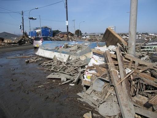 東日本大震災被災者支援レポート(1)