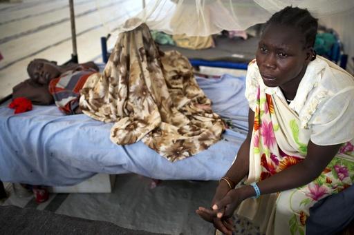 南スーダン、100万人超が避難生活 政府軍と反乱軍の戦闘続く