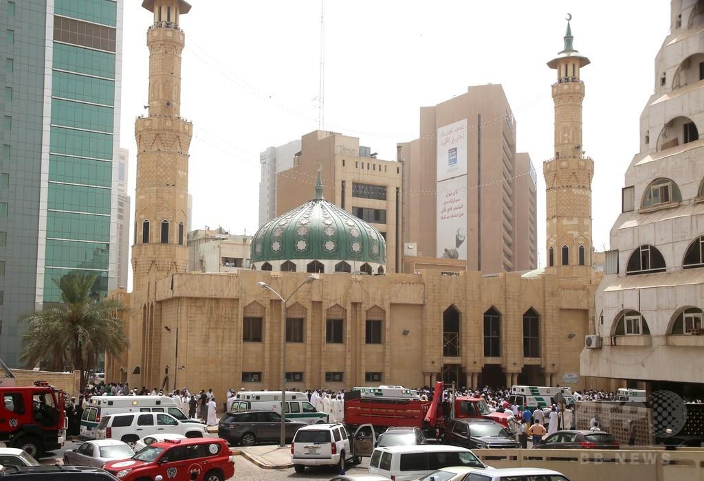 クウェートで自爆攻撃、死傷者254人 IS関連組織が犯行声明