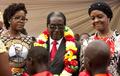 ジンバブエ大統領、91歳の豪華な誕生パーティーに批判