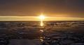 北極の氷の溶解進む、2年でフランス国土の2倍の面積が失われたと仏研究チーム