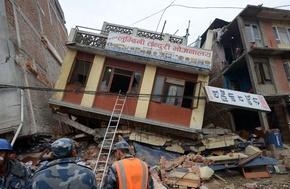 【写真特集】ネパールでM7.8大地震