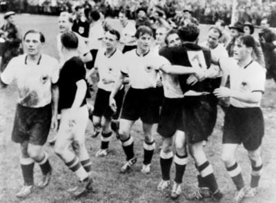 ハンガリーの前に立ちはだかった西ドイツ―1954年W杯スイス大会