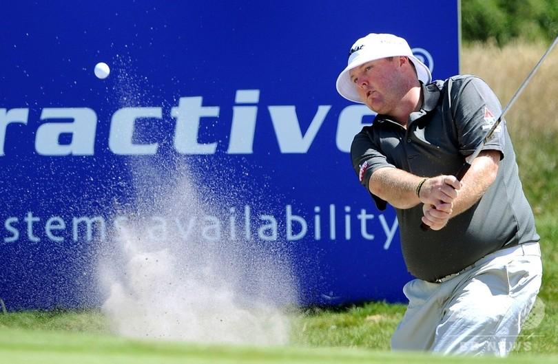 白血病の豪ゴルファー、36歳で死去 「僕の時間は短かった」