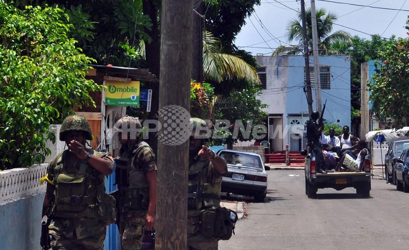 ジャマイカで「英雄視」される麻薬王、コーク被告