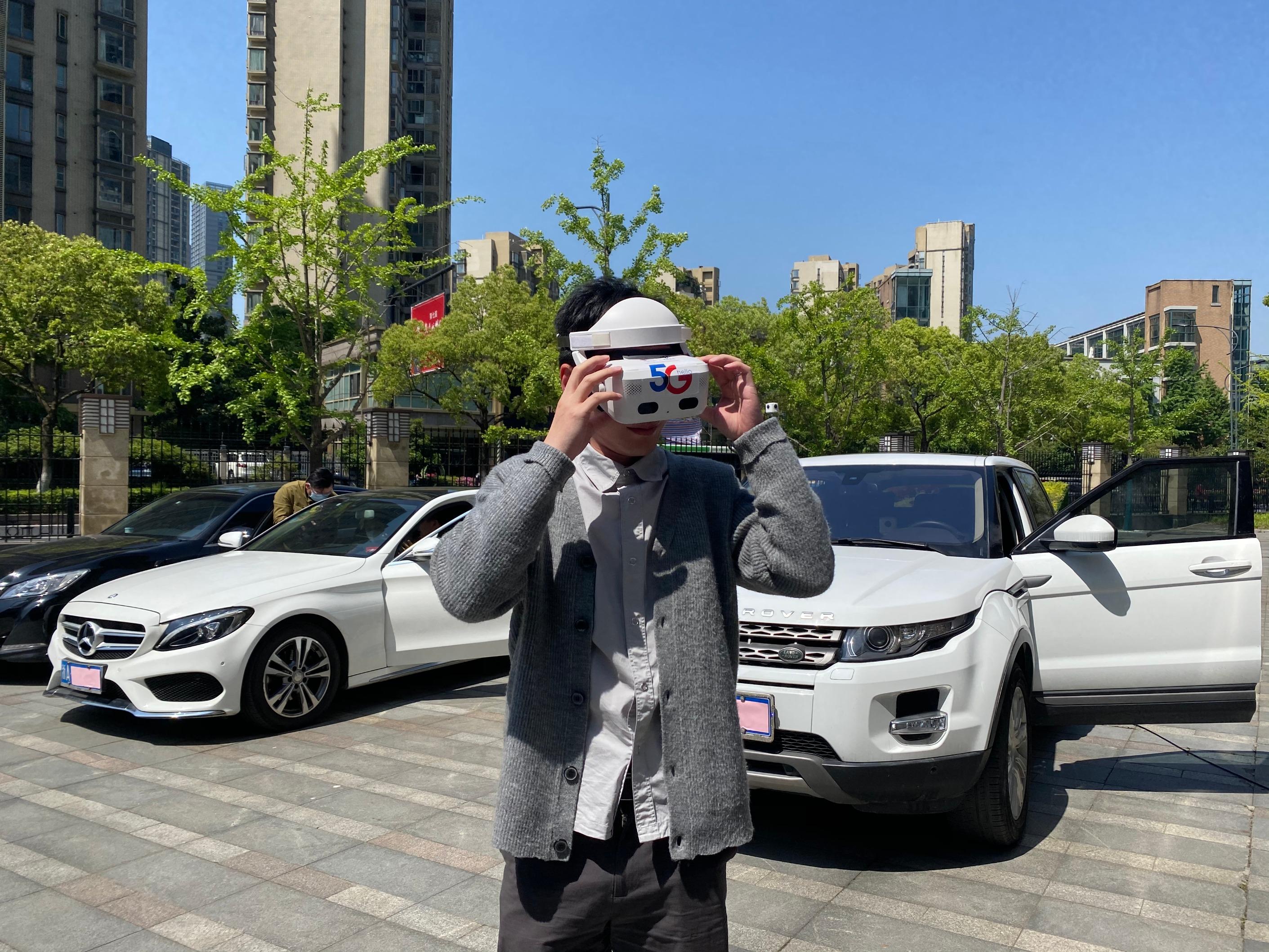 「5G+VR」のオンライン競売、杭州インターネット裁判所が初の試み