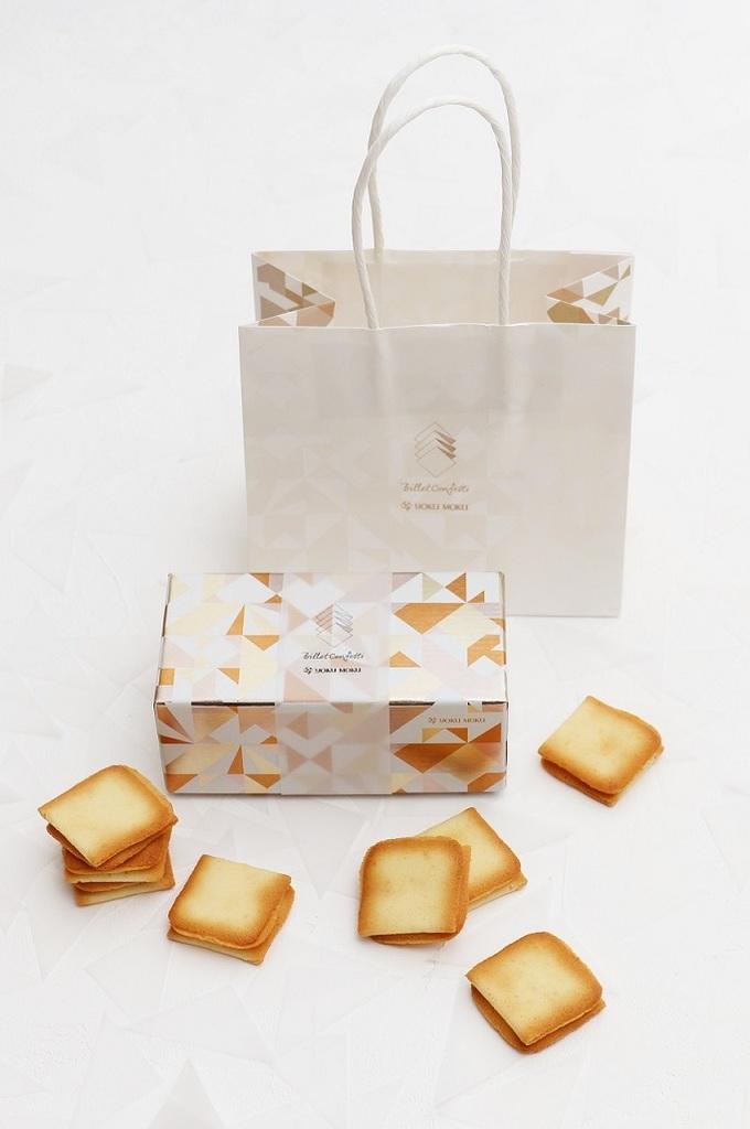 高島屋・阪急百貨店・ヨックモック共同企画!「サクザク新食感」が楽しめる4層仕立てのラングドシャーを12月4日に発売