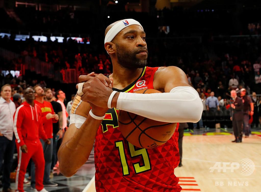 42歳カーターがホークスと再契約、NBA史上最長22年目のシーズンへ