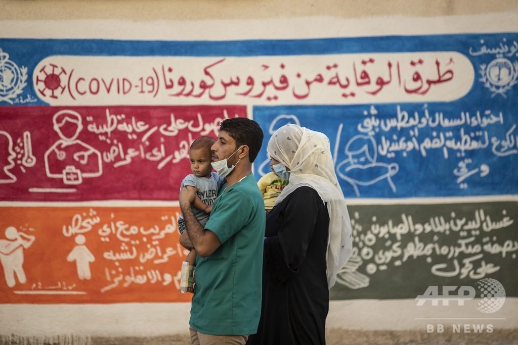 アサド大統領の叔父、新型コロナ感染症で死去 シリア