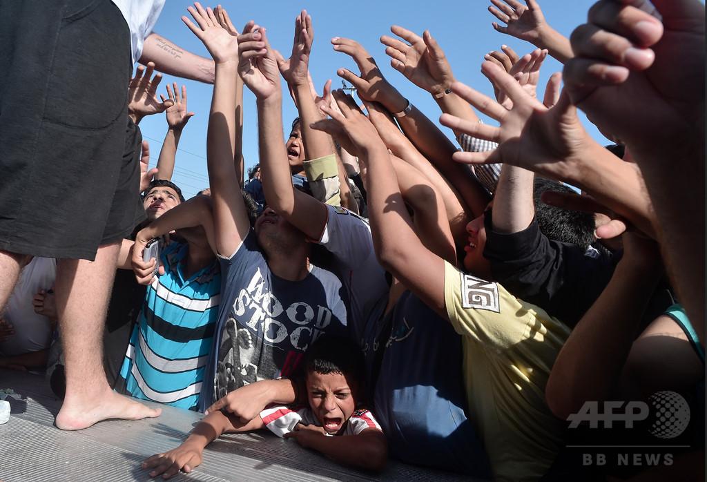 難民の半数に精神的外傷、独専門家