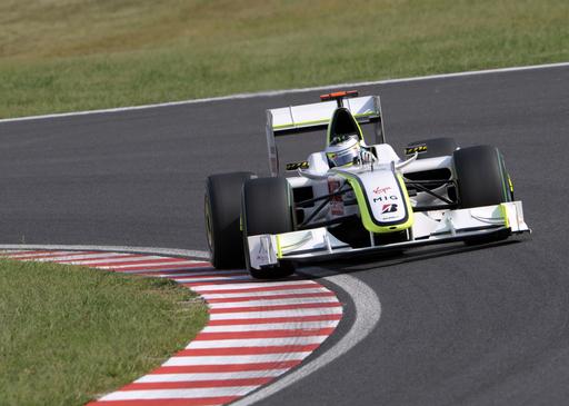 バトンら6名にグリッド降格処分、日本GP