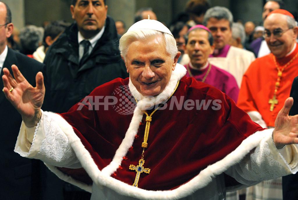ローマ法王、インドとナイジェリアの犠牲者に祈り