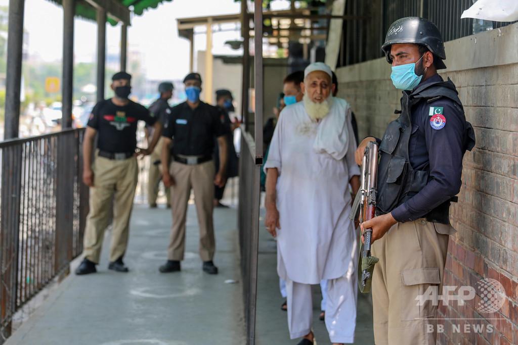 冒涜罪に問われた米国籍被告、公判中に射殺 米がパキスタンに対応要請