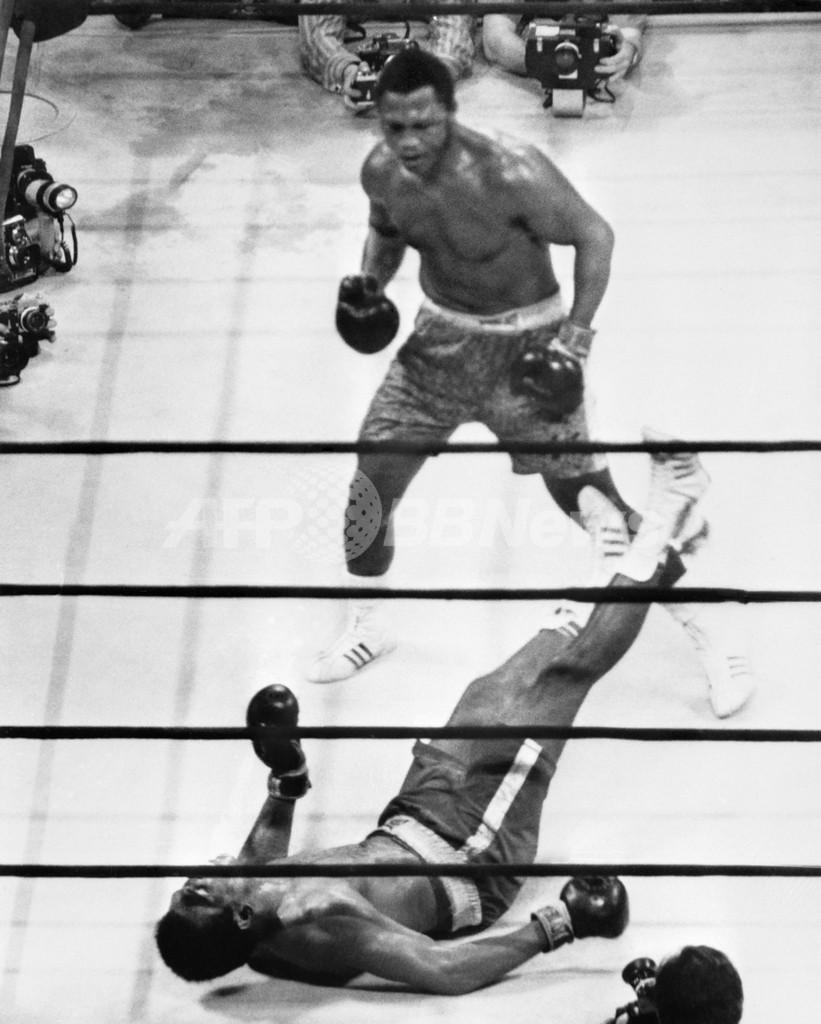 ボクシング元王者「スモーキン・ジョー」フレージャー氏が死去 写真8枚 ...