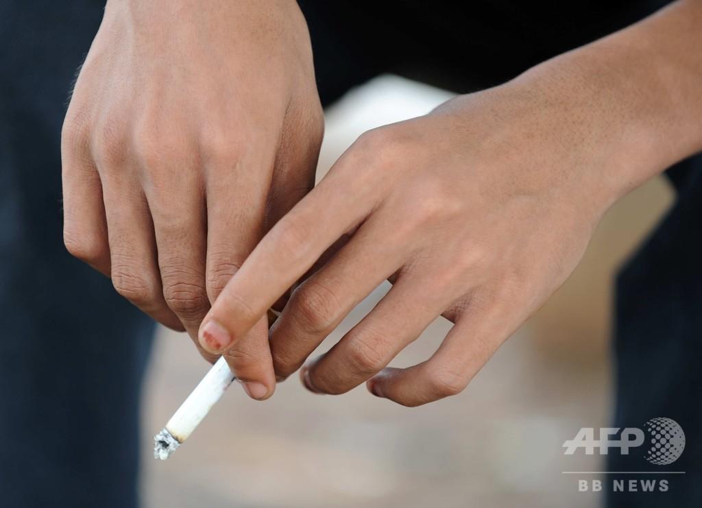 手術前に禁煙4週間、術後合併症リスクが大幅減少 WHO