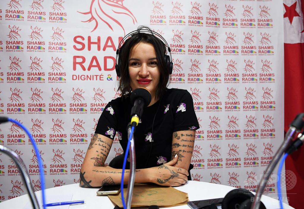 LGBT向けラジオ局開設、アラブ初か チュニジア