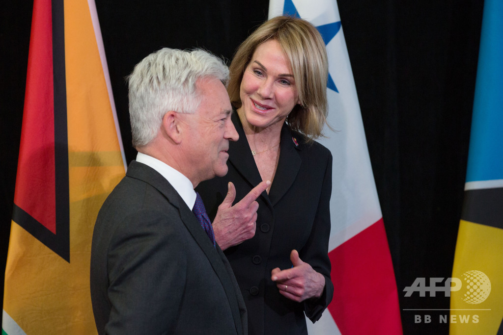 トランプ氏、国連大使に駐カナダ大使指名へ