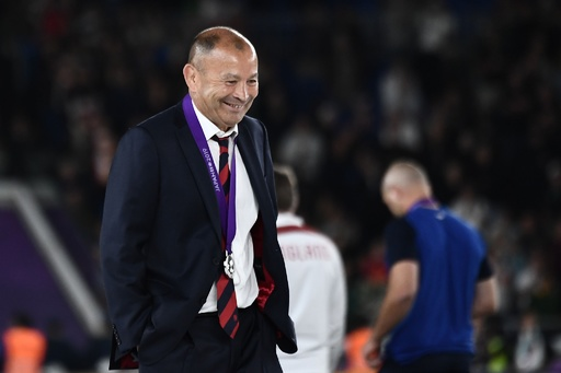 イングランド、2020年再訪日で日本と2試合 エディーHC「楽しみ」