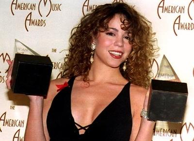 【写真特集】世界の歌姫マライア・キャリー、1990年代を代表するポップスター