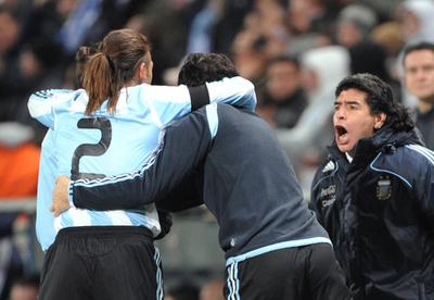 【特集】写真で振り返るフランス対アルゼンチン、W杯決勝T初戦で激突