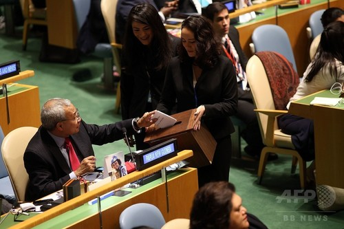 国連安保理の非常任理事国5か国を選出、トルコ落選に驚きの声