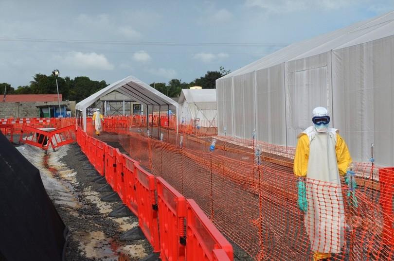 リベリアでエボラ遺体減の報告、流行終息の兆しか
