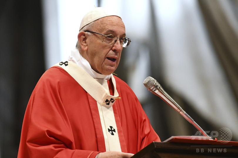 新枢機卿に前田万葉大司教 ローマ法王が来月任命
