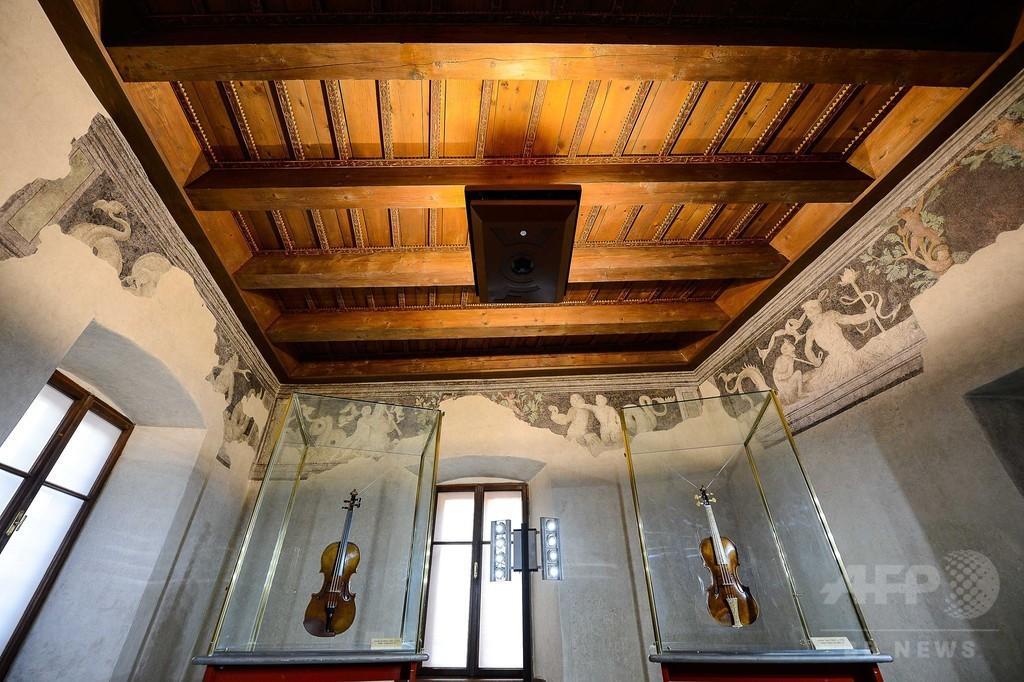 最初期のバイオリン、人の声に似せて製作 研究