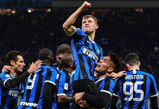 インテルがフィオ下しイタリア杯4強、エリクセンがデビュー