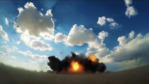 動画:イラン、新型の短距離弾道ミサイルなど公開も衛星打ち上げには失敗