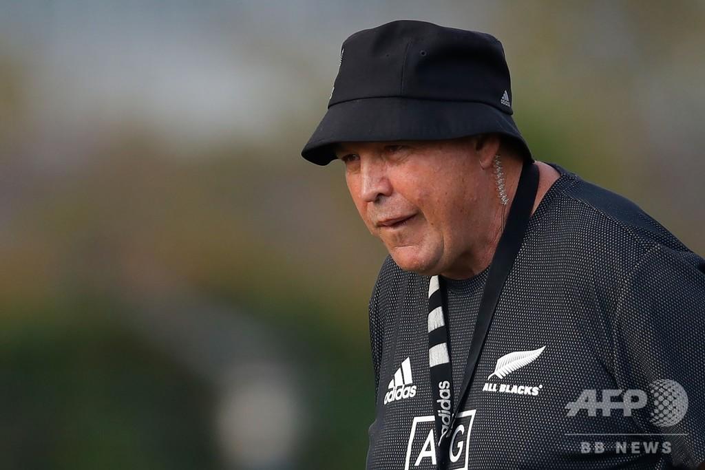 NZと南アフリカ、初戦の先発メンバー発表 ラグビーW杯
