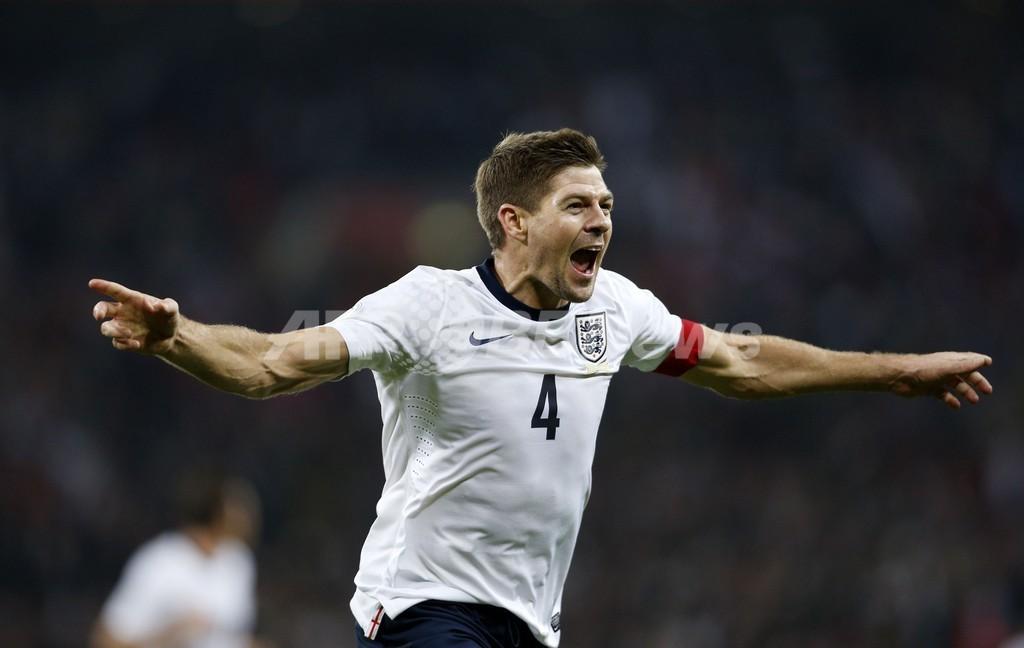 イングランドが本大会出場、W杯欧州予選