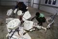 グーグルのネット気球が「墜落」 初飛行中、スリランカで