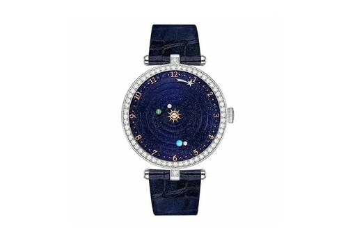 「ヴァン クリーフ&アーペル」ジュネーブ時計グランプリでW受賞